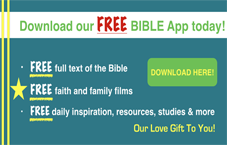 Download our NEW Bible Study App Today